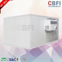 Buy cheap Energy Saving Integrated Freezer Cold Room / Cold Room Equipment Quick Freezing from wholesalers