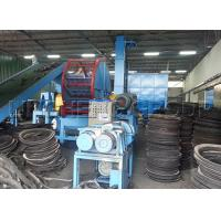 Buy cheap Wide application Tire shredder machine or Tire crusher machine Henan Ling Heng Manufacturer from wholesalers