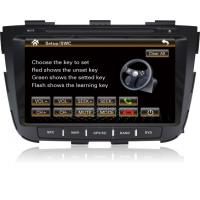 Buy cheap 8 inch 2 din Wince 6 car DVD player for Kia Sorento with GPS+BT+FM from wholesalers