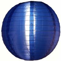 Buy cheap Navy Blue Nylon Lanterns from Wholesalers