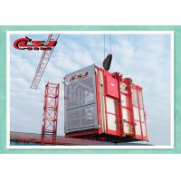Buy cheap Adjustable Speed Rack And Pinion Lift System , Building Industrial Elevators And Lifts from wholesalers