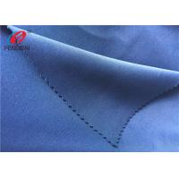 Buy cheap Scuba 95 % Poly 5 % Spandex Weft Knitted Fabric 300gsm For Suit In Light Blue from wholesalers