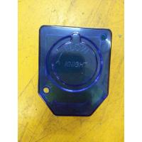 Blue PC Cleaning System Plastic Injection Products Cover Support engraving logo