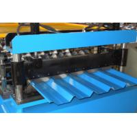 Buy cheap Metal Roof Tile Steel Roll Forming Machine , Double Layer Wall Panel Forming Machine from wholesalers
