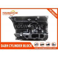 Buy cheap Hyundai H1 / H100 Iron Engine Cylinder Block With D4BH D4BB 2.5TD ; Hyundai Starex/H-1 D4BH 2.5 TCI 21102-42K00A product