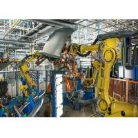 Buy cheap Multi Joint Articulated Robot Arm For Grinding / Deburring , Robotic Welding Arm from wholesalers