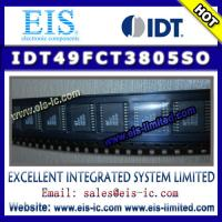 Buy cheap IDT49FCT3805SO - IDT (Integrated Device Technology) - 3.3V CMOS BUFFER/CLOCK DRIVER product