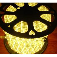 Buy cheap 1/2 2 wire round led lighting rope from wholesalers
