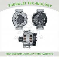 Buy cheap Clutch Pulley Type Audi Car Alternator , Audi A6 2.4 3.0 B7 Engine Generator from wholesalers