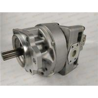 Buy cheap Hydraulic Engine Water Pump WA450-3 WA470-3 Gear Pump Parts 705-52-40130 from wholesalers