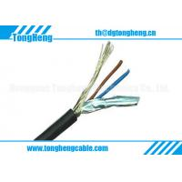 Buy cheap Wear Resistant and Low Smoke Track Use Customized Fire Retardant Cable from wholesalers