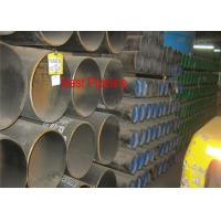 Buy cheap TP304L TP316 Electronic Resistance Welded Pipe Beveled Ends Iron Protector from wholesalers