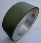 Buy cheap resin vitrified Centerless diamond grinding wheel from wholesalers