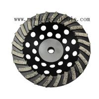 Buy cheap Diamond grinder wheel concrete from wholesalers