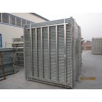 Buy cheap Heavy duty galvanized 2.1*1.8m livestock fence farm femce cattle fence cattle yards panels for sale 1.6m x 2.1m fencing from wholesalers