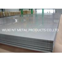 Buy cheap 6000mm Length Stainless Steel Metal Sheet For Heat Exchanger / TISCO 304 Stainless Plate from wholesalers