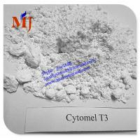 Buy cheap Quality raw powder Liothyronine sodium CAS No: 55-06-1 white or light yellow Cytomel T3 ; 3,3',5-triiodothyronine sodium from wholesalers