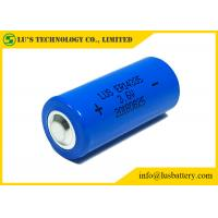 Buy cheap ER14335 2/3 AA Size 1650mAh Lithium Battery Cell 3.6V from wholesalers