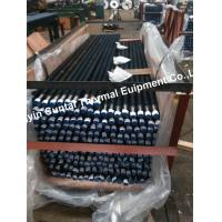 Buy cheap SA179 Steel Welded Finned Tubes , Low Fin Tube And Pipe 0.8-3mm Fin Thick from wholesalers