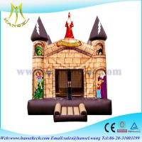 Buy cheap Hansel inflatable commercial bounce house for sale for children in home from wholesalers