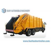 Buy cheap 8000kg / 16M3 Load Waste Collection Truck Diesel Q235 Tank DONGFENG from wholesalers
