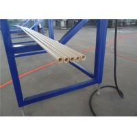 Buy cheap PVC UPVC CPVC Twin Pipe Extrusion Line / Electrical Conduit Pipe Making Machine from wholesalers