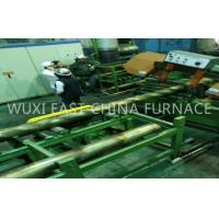 Buy cheap Single Strand Horizontal Continuous Casting Machine Brass Bar D220mm from wholesalers