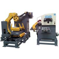 Buy cheap Metal Plate Feeding Step Stamping Process Automatic Air Feeder , Rod Straightening Machine from wholesalers