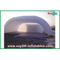Buy cheap Customized Outdoor PVC/Oxford Cloth Inflatable Trade Show Tent, Inflatable Air Event Tent from wholesalers