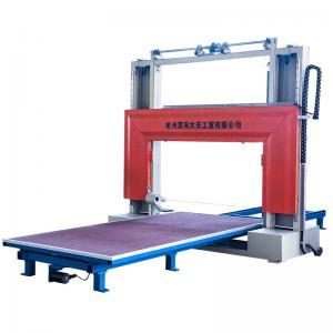 Buy cheap EVA Foam Contour Cutter High Precision Horizontal  CNC Foam Cutting Machine product