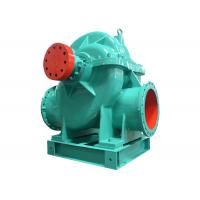 Buy cheap Industrial Horizontal Split Case Pump Double Suction Centrifugal Pump Single Stage from wholesalers