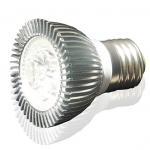 Buy cheap 3.5 watt MR16 12V DC LED Spot lamps light 90 - 240V AC 50 degrees for parking lots from wholesalers