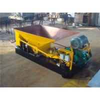 Buy cheap Interior Vibration Concrete Hollow Core Slab Forming Machine from wholesalers