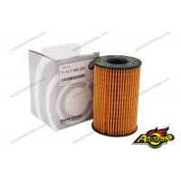 China Hot Welding Automobile Oil Filters For BMW X6 F16 F86 2014 11 42 7 583 220 on sale