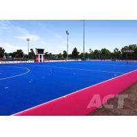 Buy cheap Playground Hockey Artificial Grass , Durable Surface Artificial Lawn Grass Anti - Aging from wholesalers