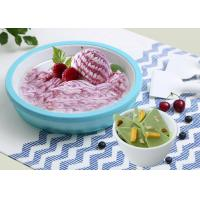 Buy cheap Miracle Exclusives Manual Instant Ice Cream Tray Quick Ice Cream Roll Maker product