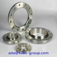 Buy cheap DN15 - DN600 304 316 Forged Stainless Steel BL flange ansi standard product