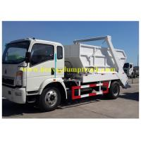 Buy cheap City Cleaning Waste Management Garbage Truck 4x2 12 to 14 CBM from wholesalers
