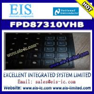 Buy cheap FPD87310/VHB - NS (National Semiconductor) - Universal Interface XGA Panel Timing Controll product