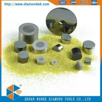 Buy cheap PDC(Polycrystalline Diamond Compact) cutter insert PDC Cutter from wholesalers