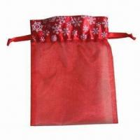 Buy cheap High-quality Organza Bags from wholesalers