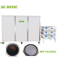Buy cheap Ultrasonic Diesel Particulate Filter Cleaning Machine Cleaning For Cars Vans Trucks All kinds Of DPF from wholesalers