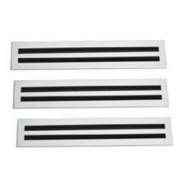 Buy cheap Aluminum linear slot diffuser from wholesalers