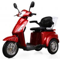 China Elderly 3 Wheel Electric Bicycle Middle Speed Electric Motor Tricycle Comfortable on sale