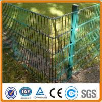 Buy cheap Hot Sale Galvanise or PVC Coated Double Wire Fence(Low Price) from wholesalers