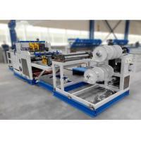 Buy cheap Galvanized Wire Gabion Mesh Machine , High Speed Wire Mesh Making Machine product