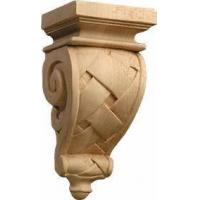 Buy cheap Wooden  Hand Carved Corbels from wholesalers