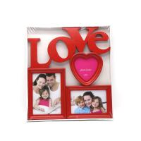 Buy cheap Plastic Material Gallery Wall Picture Frames , Wall Hanging Photo Frames from wholesalers