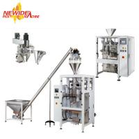 Buy cheap High Precision Detergent Powder Packaging Machine With PLC Control , Servo Motor from wholesalers