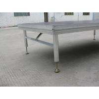 Buy cheap Portable Folding Stage For Outdoor Event 1000mm X 2000mm Aluminum Stage Platforms from wholesalers